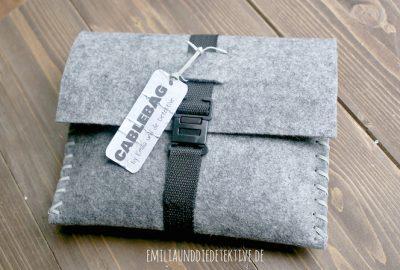 Cable Bag DIY Anleitung