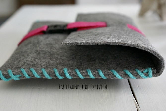 Cable Bag grey