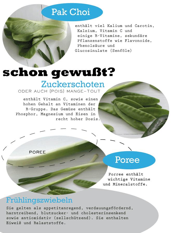 Was Gemüse alles kann