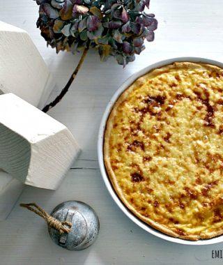 Belgischer Reisfladen – oder das Abenteuer mit dem Milchreiskuchen!
