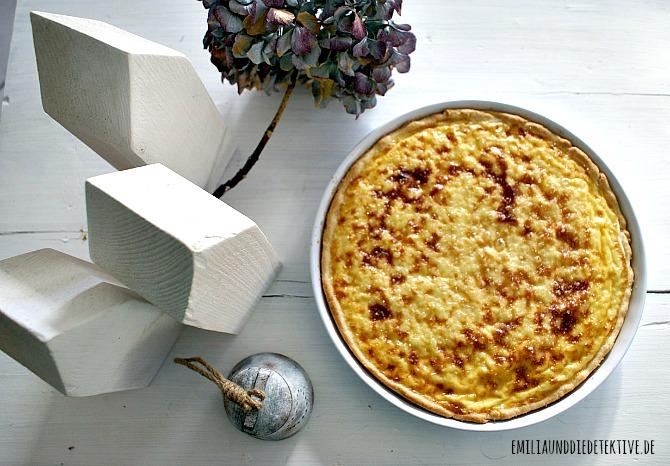 Milchreiskuchen oder Restladen