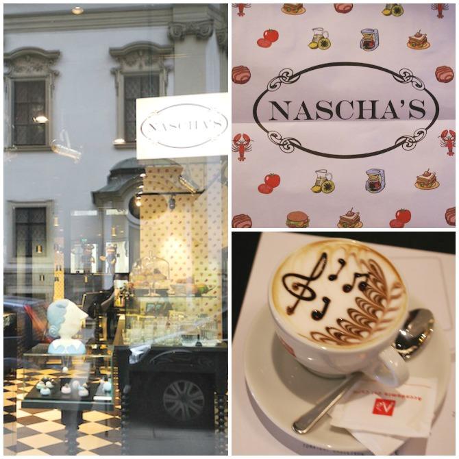 naschas in Wien