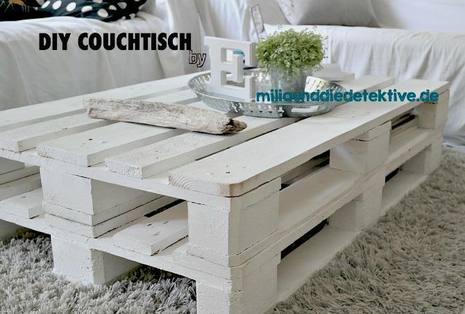 DIY Couch Tisch