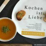 Kürbissuppe – in wenigen Schritten  drei Highlights mit nur einem Hokkaido