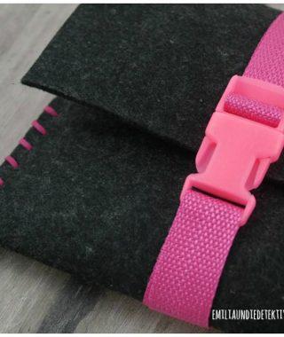 Neues Cable Bag DIY KIT für Design Kram Markt