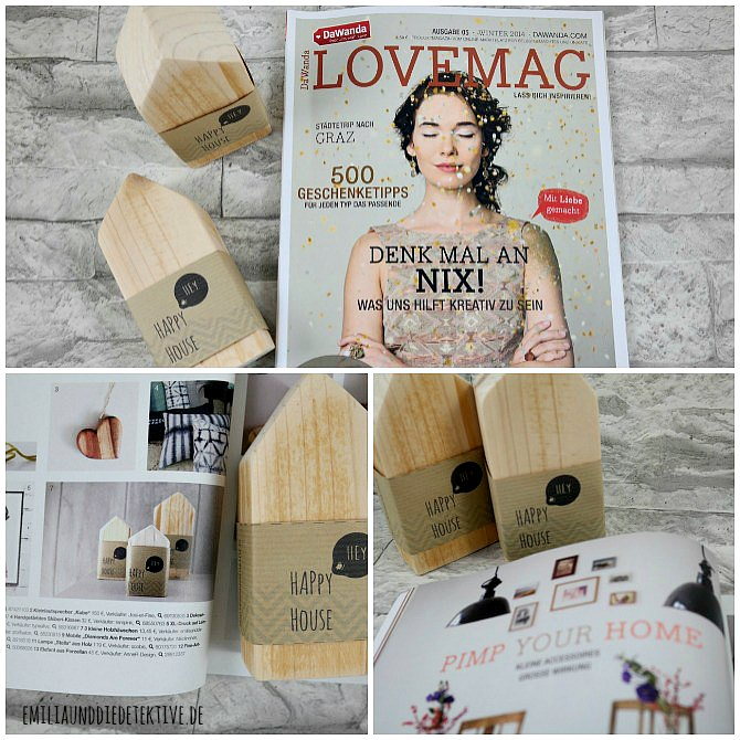 Dawanda Magazin