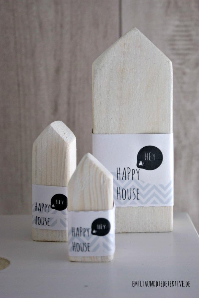 Holz haus weiß