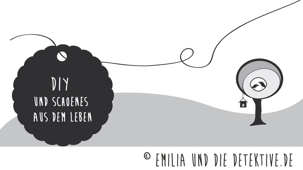Emilia und die Detektive DIY