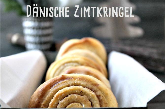 Dänische Zimtkringel