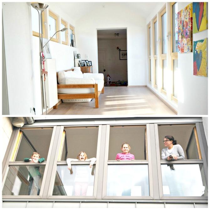 Empore Fenster