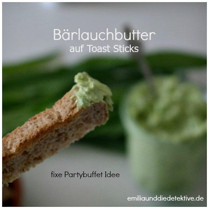 Bärlauch Butter