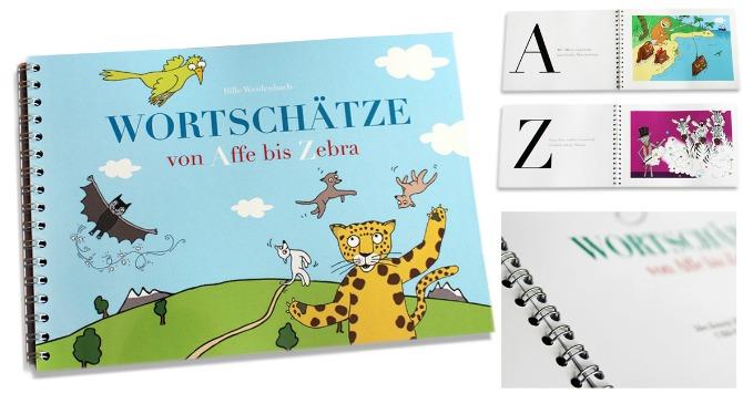 Buch Wortschätze von Frizzles