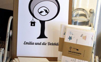 Emilia und die Detektive bei Flying Fawn