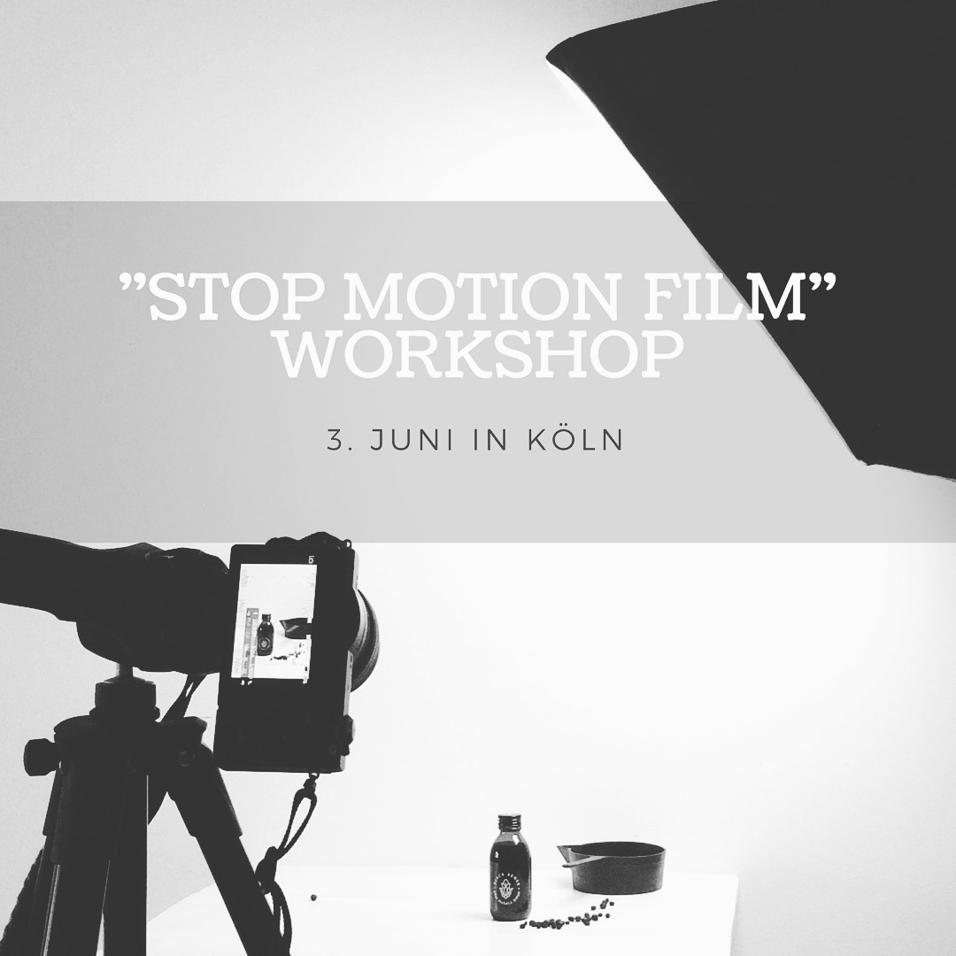 Stop Motion Film Workshop