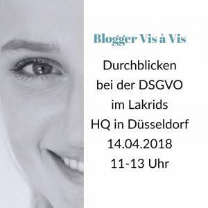 Blogger Vis à Vis in Düsseldorf