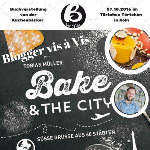 Blogger Vis à Vis  Buchvorstellung