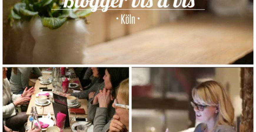 Es war einmal ein Bloggerevent in Köln…