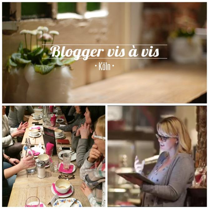blogger vis a vis
