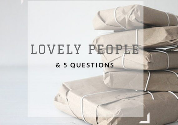 Papier Kunst von Marc Borutta mit NOTONLYNOTES – Lovely People & 5 Questions