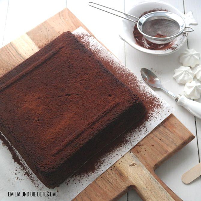 Chia Brownies Zutaten