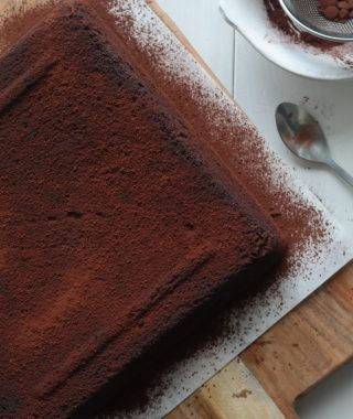 Oh, Chia Brownies