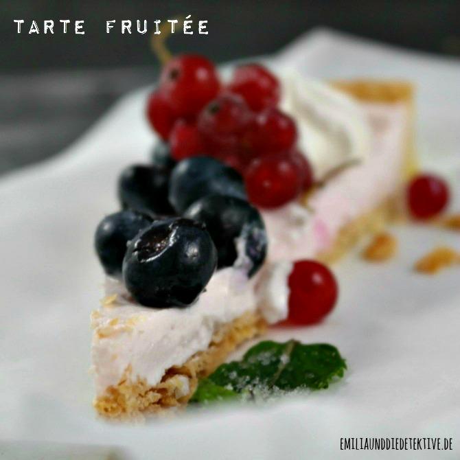 Tarte fruité
