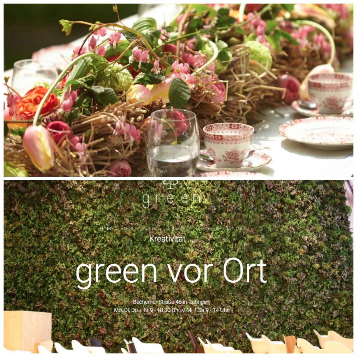 Lust auf Green