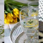 Ich lass den Frühling rein – Gedeckter Tisch mit Greengate