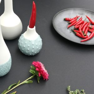 räder Vasen und Chilli