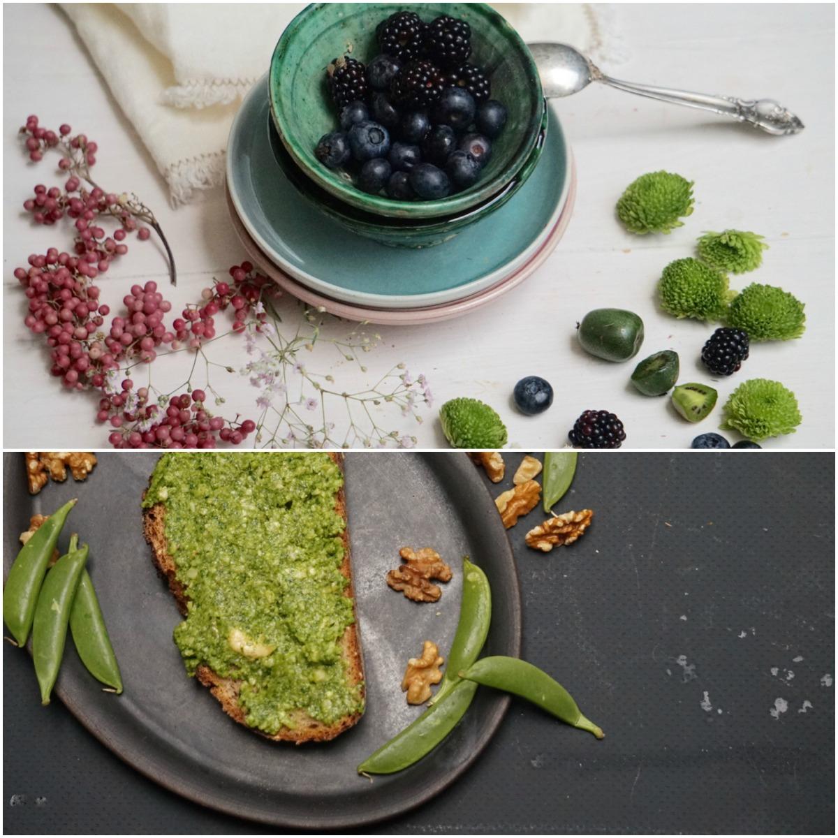 green living kitchen