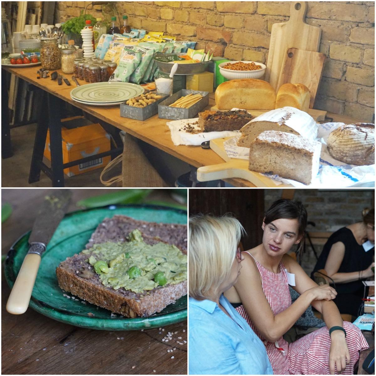 green living kitchen Fotografie Workshop