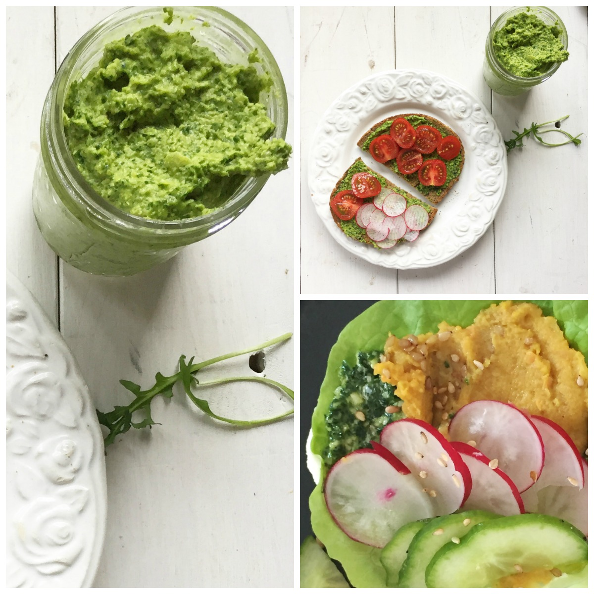 Ruccola Pesto